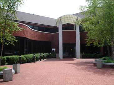 Black Cultural Center Entrance