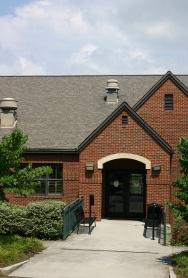 International House entrance
