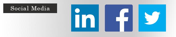 Link to social media portfolio page.